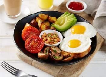 Khung giờ ăn sáng sẽ đem lại nguồn năng lượng tuyệt vời