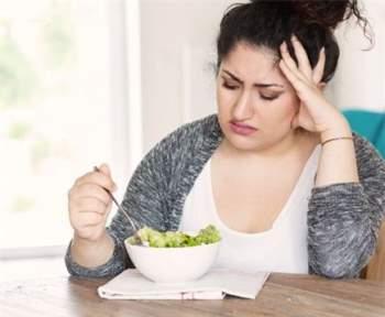 Lý do tại sao bạn giảm cân chậm?