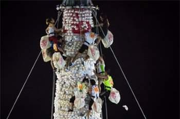 Những lễ hội lạ lùng nhất Trung Quốc 3