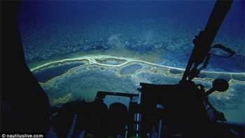 Phát hiện hồ nước 'tử thần' siêu mặn dưới đáy sâu vịnh Mexico - 4