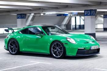 Porsche 911 GT3 2022.
