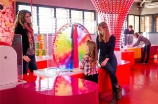 Cả trẻ em và người lớn đều không thể cưỡng lại sự hấp dẫn của bảo tàng này