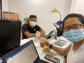 Nhớ những ngày tác chiến, đồ bảo hộ giữa tâm dịch Covid-19 ở Đà Nẵng - ảnh 1