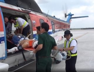 TPHCM sẽ vận chuyển cấp cứu ngoại viện bằng trực thăng, ca nô - ảnh 2