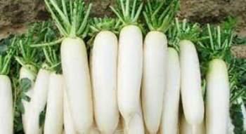 Sử dụng thường xuyên nước ép từ củ cải và lê, táo, nho sẽ gây ra triệu chứng bướu cổ, suy tuyến giáp nặng. Ảnh minh họa