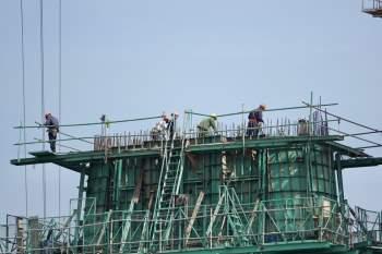 Cận cảnh 'siêu' công trình cống thủy lợi lớn nhất Việt Nam 3.300 tỉ đồng - ảnh 8