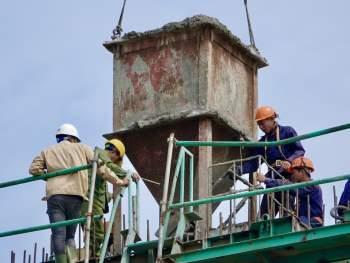 Cận cảnh 'siêu' công trình cống thủy lợi lớn nhất Việt Nam 3.300 tỉ đồng - ảnh 6