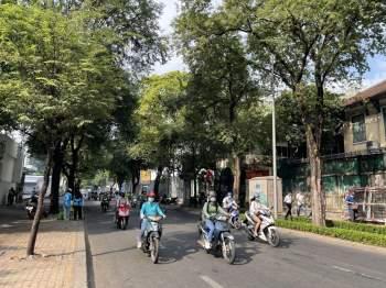 Hết Tết, qua mùng đường vẫn thênh thang: Người Sài Gòn chạy xe mấy ngày này rất khỏe! - ảnh 8