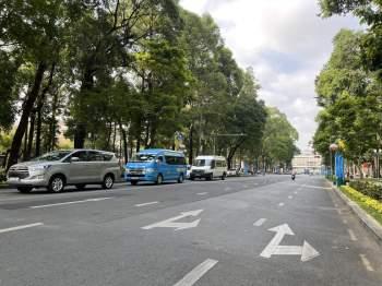 Hết Tết, qua mùng đường vẫn thênh thang: Người Sài Gòn chạy xe mấy ngày này rất khỏe! - ảnh 7