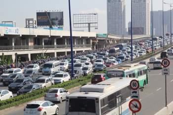 TPHCM cầu cứu Trung ương hàng loạt dự án giao thông trọng điểm - 1
