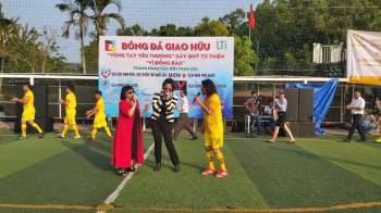 Ông Đoàn Ngọc Hải nhận hơn 370 triệu đồng cho quỹ 'Vì đồng bào' tại Phú Quốc - ảnh 1