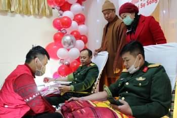 Phát động hiến máu dịp Tết Nguyên đán Tân Sửu -0
