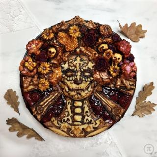 Khiếp sợ những chiếc bánh 'ma quỷ' chuẩn bị cho ngày Halloween