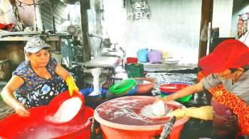 Các làng nghề ở Bình Định tất bật vào vụ Tết11