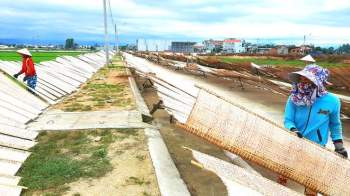 Các làng nghề ở Bình Định tất bật vào vụ Tết2