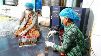 Các làng nghề ở Bình Định tất bật vào vụ Tết6
