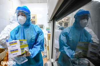 Hà Nội khẩn cấp lấy mẫu xét nghiệm Covid-19 cho 6.000 dân từng đến Đà Nẵng - 1