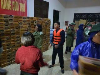 Mưa lớn gây sạt lở nặng ở vùng cao tỉnh Quảng Nam.