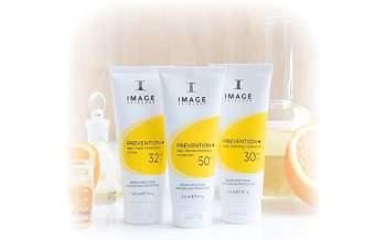 Kem chống nắng của thương hiệu Image