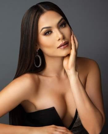 5 người đẹp Nam Mỹ nóng bỏng nhất tại Hoa hậu Hoàn vũ 2020 - 7