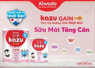 """Giải mã 3 yếu tố khiến sản phẩm dinh dưỡng công thức Kazu Gain Gold 2+ được mẹ Việt """"săn lùng"""" cho con - Ảnh 1."""