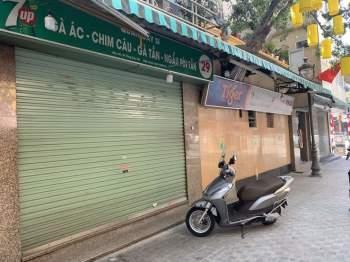 Hàng quán Hà Nội đóng cửa, nhân viên mất việc, không có thu nhập ngay sau Tết Nguyên đán1