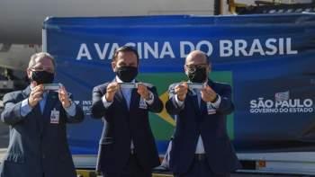 Brazil: Bang Sao Paulo cong nhan vacxin cua Sinovac co hieu qua cao hinh anh 1