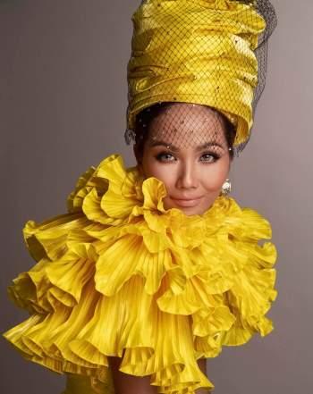 Bộ ảnh 1 năm trước giờ mới công bố của H'Hen Niê, đẳng cấp hoa hậu Hoàn vũ hàng đầu là đây! Ảnh 4