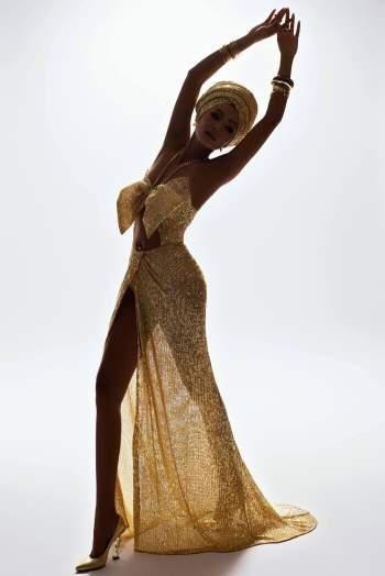 Bộ ảnh 1 năm trước giờ mới công bố của H'Hen Niê, đẳng cấp hoa hậu Hoàn vũ hàng đầu là đây! Ảnh 6