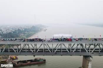 Thông xe cầu Thăng Long, kết nối xuyên suốt đường trên cao đẹp nhất Hà Nội - 5