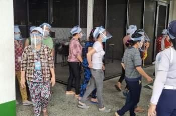 Phải truy vết hết F1 của ca dương tính tại Công ty TNHH PouYuen Việt Nam -0