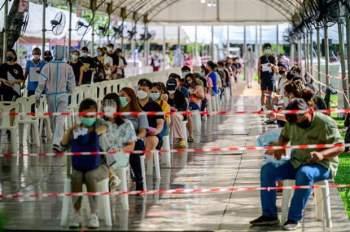 COVID-19: Thai Lan tiem chung mien phi cho mot nua dan so trong 2021 hinh anh 1