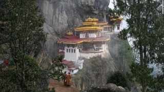 Vuong quoc Bhutan - thung lung Shangri La cuoi cung cua the gioi