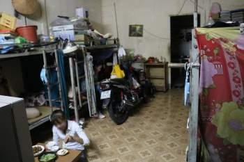 Công nhân PouYuen nhiễm Covid-19: Nhiều người đi làm thì sợ dịch, ở nhà lo 'chết đói' - ảnh 5
