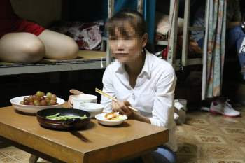 Công nhân PouYuen nhiễm Covid-19: Nhiều người đi làm thì sợ dịch, ở nhà lo 'chết đói' - ảnh 4