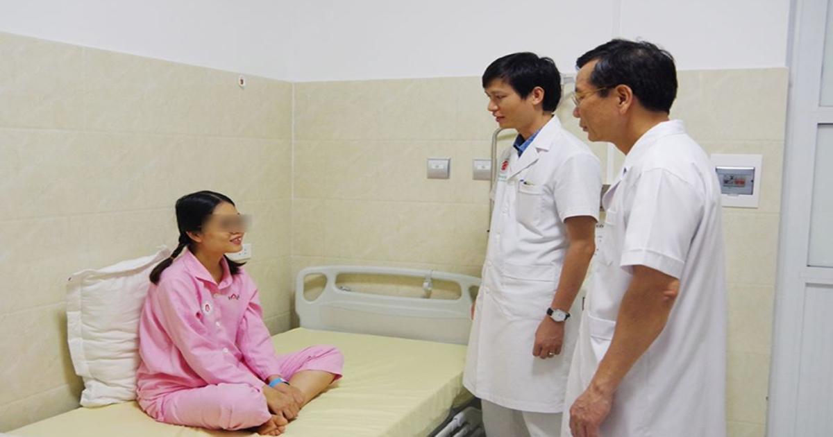 Cứu sống sản phụ nguy kịch tính mạng vì mắc sốt xuất huyết nặng