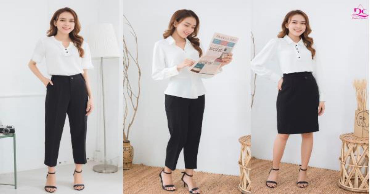 Thời trang Đan Châu - Đẳng cấp quý cô công sở