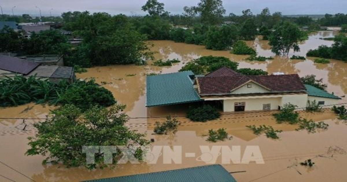 Các biện pháp phòng dịch bệnh trong bão lụt và mưa lũ