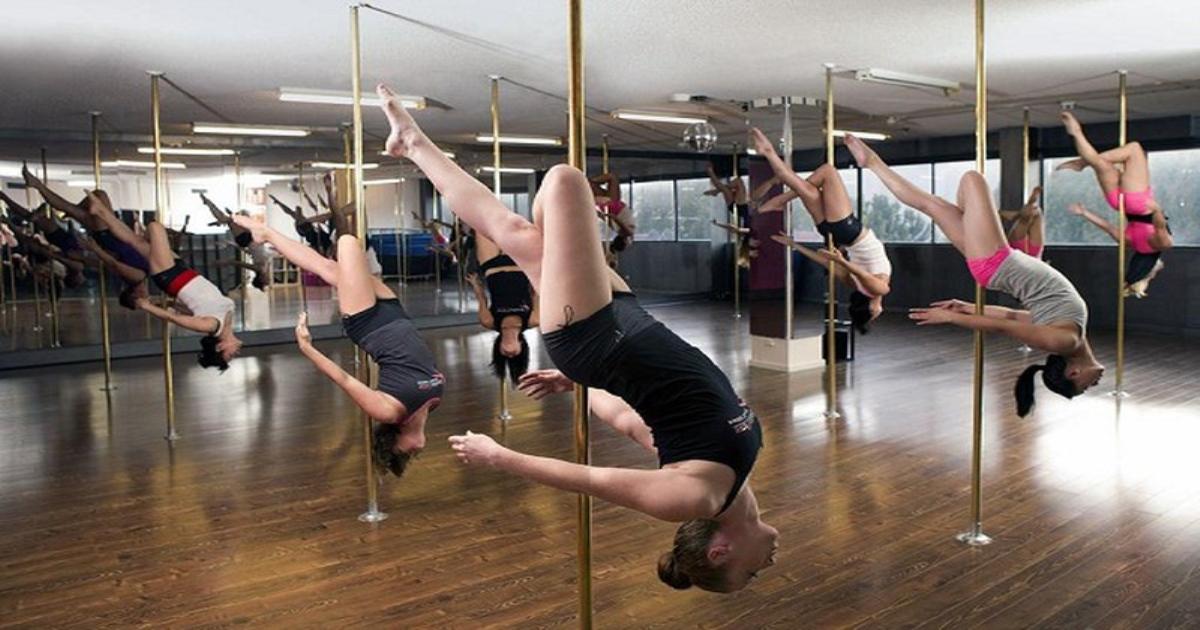 4 lợi ích của việc múa cột