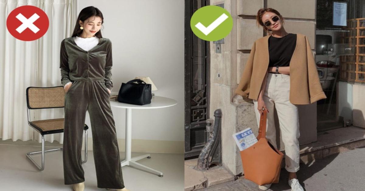 Để trông thật trẻ trung chứ không già thảm họa, chị em cứ lựa đúng 5 mẫu quần dài sau mà diện