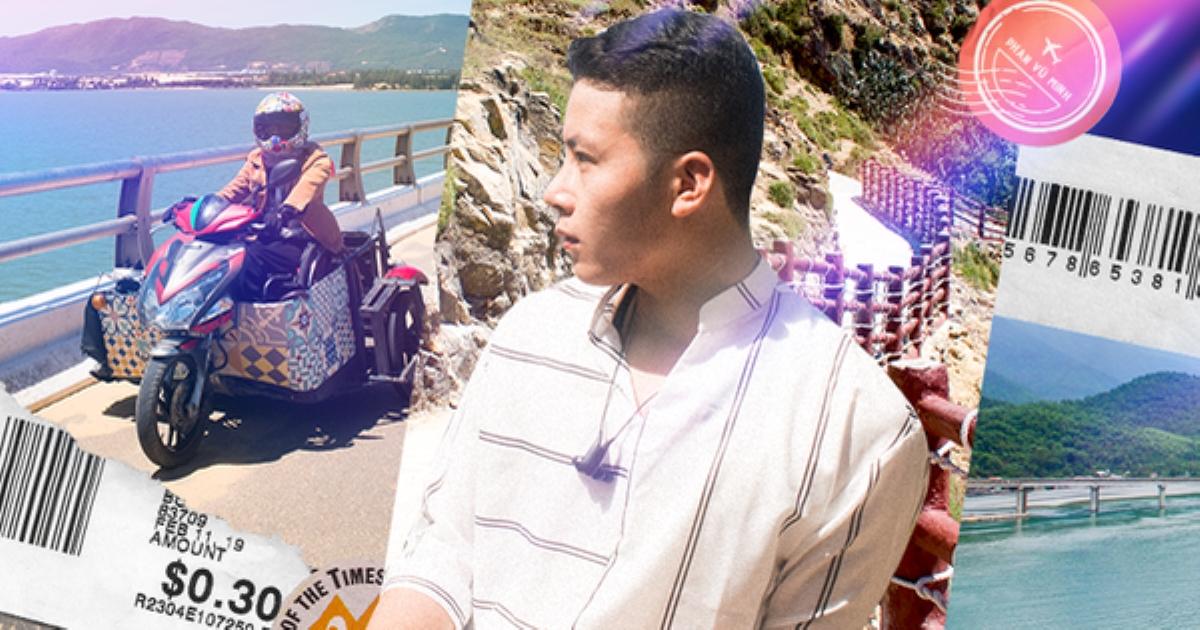 Phượt thủ liệt hai chân đi khắp Việt Nam bằng xe lăn: Không mong người khác trầm trồ, chỉ muốn bù đắp thanh xuân từng đánh mất