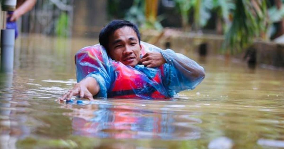 Miền Trung sau mưa lũ, người dân cần phòng chống dịch bệnh như thế nào?