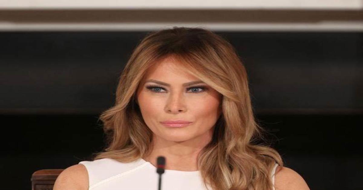 Bà Trump hủy đi tranh cử cùng chồng vì bị ho dai dẳng
