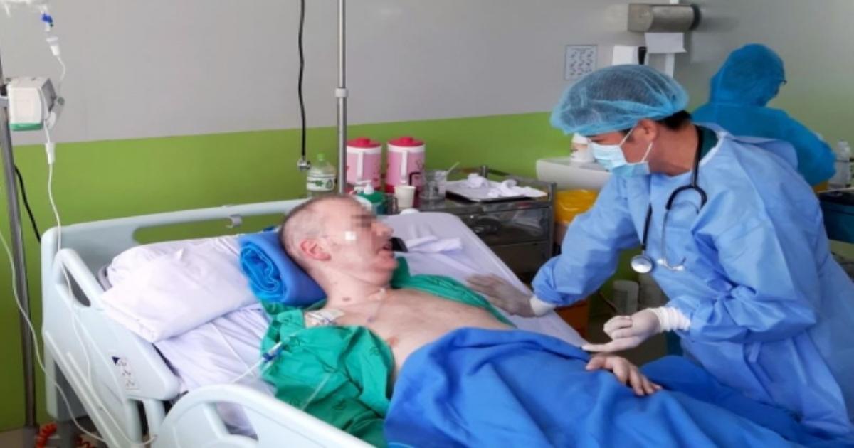 Bệnh nhân thở máy nguy cơ viêm phổi cao gấp 3-10 lần người không thở máy