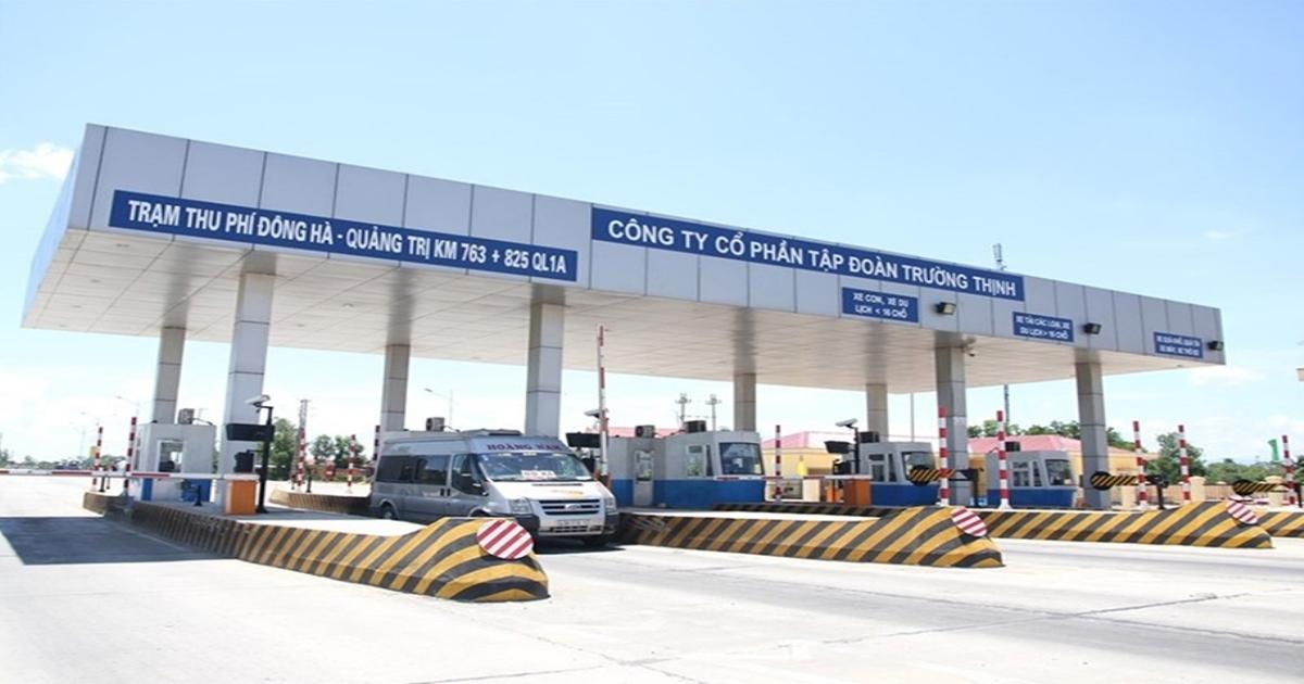 Quảng Trị đề nghị tạm dừng thu phí BOT trên Quốc lộ 1 để thuận lợi công tác cứu trợ