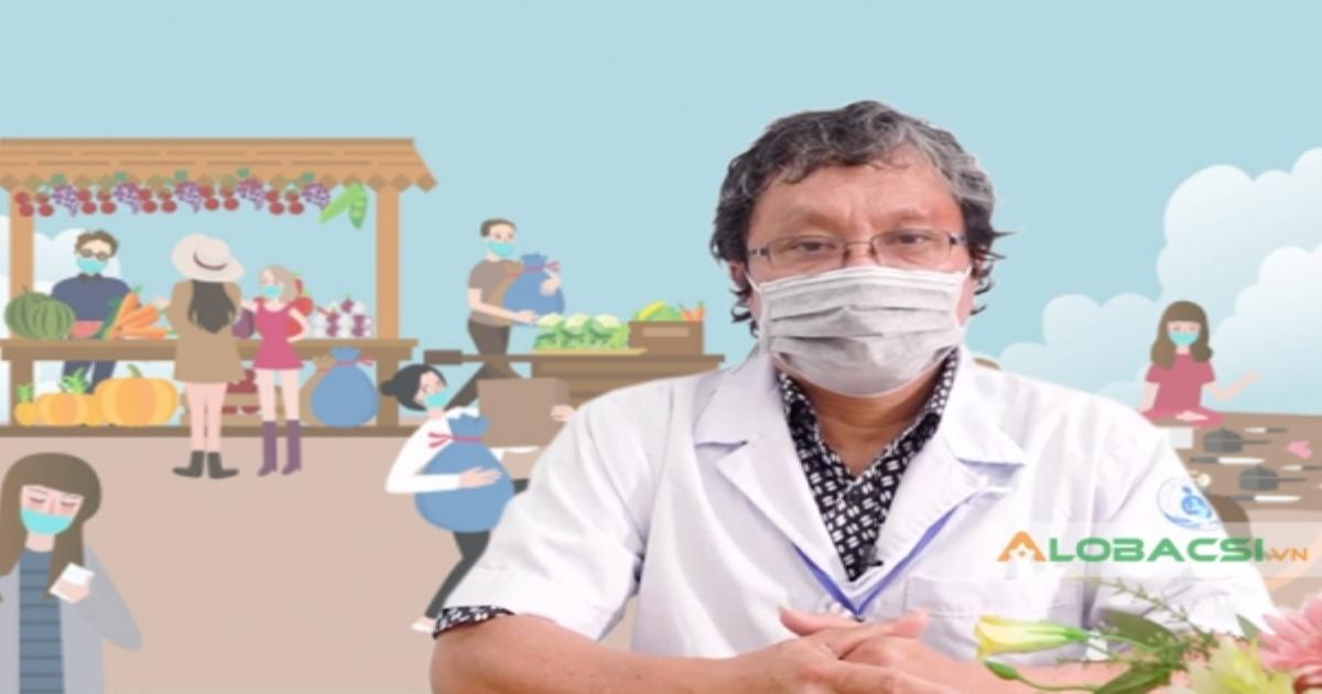 Người bệnh nhẹ không triệu chứng phát tán virus trong bao lâu? Có ca COVID-19 ở chợ, phải làm gì?