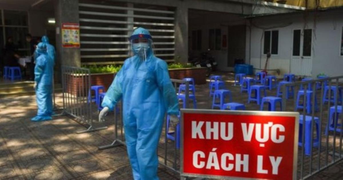 Việt Nam vẫn còn gần 14.000 người cách ly chống dịch COVID-19