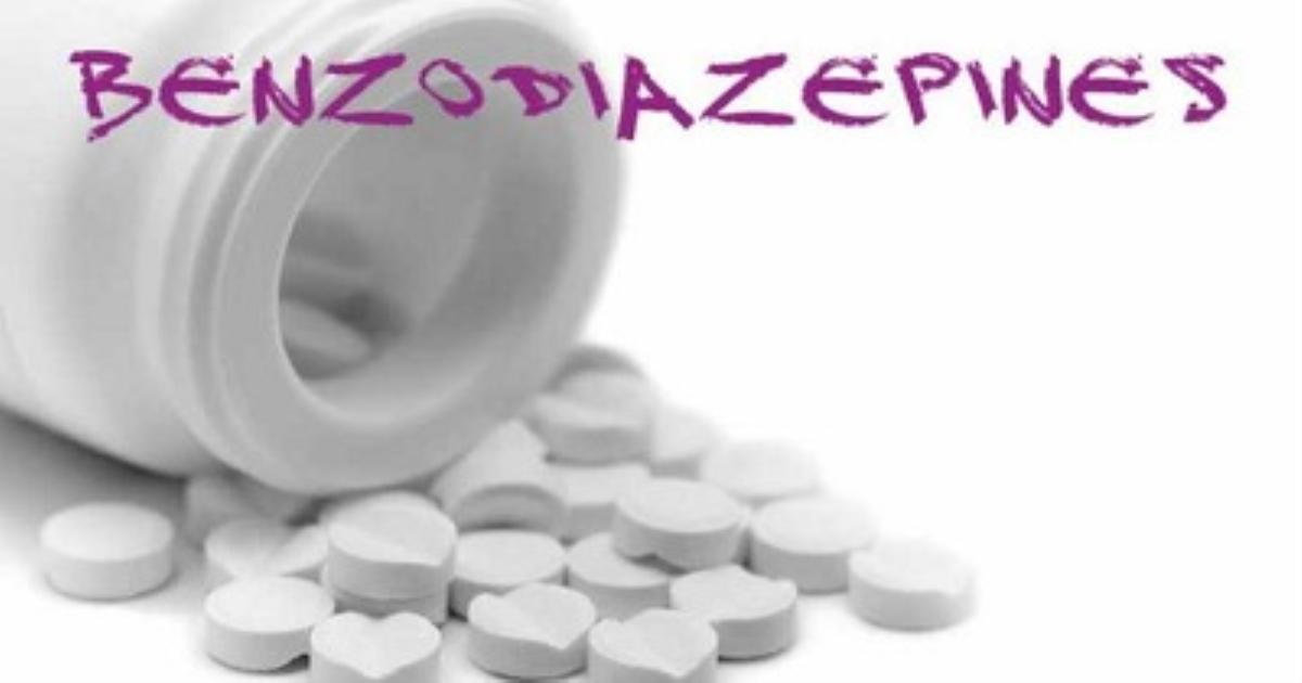 Cập nhật cảnh báo nguy hiểm trên bao bì thuốc đối với benzodiazepine