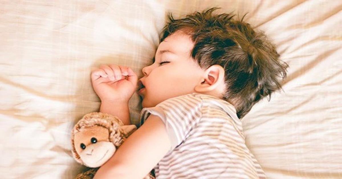 Chuyên gia cảnh báo thay đổi chỗ ngủ có thể khiến trẻ sụt cân