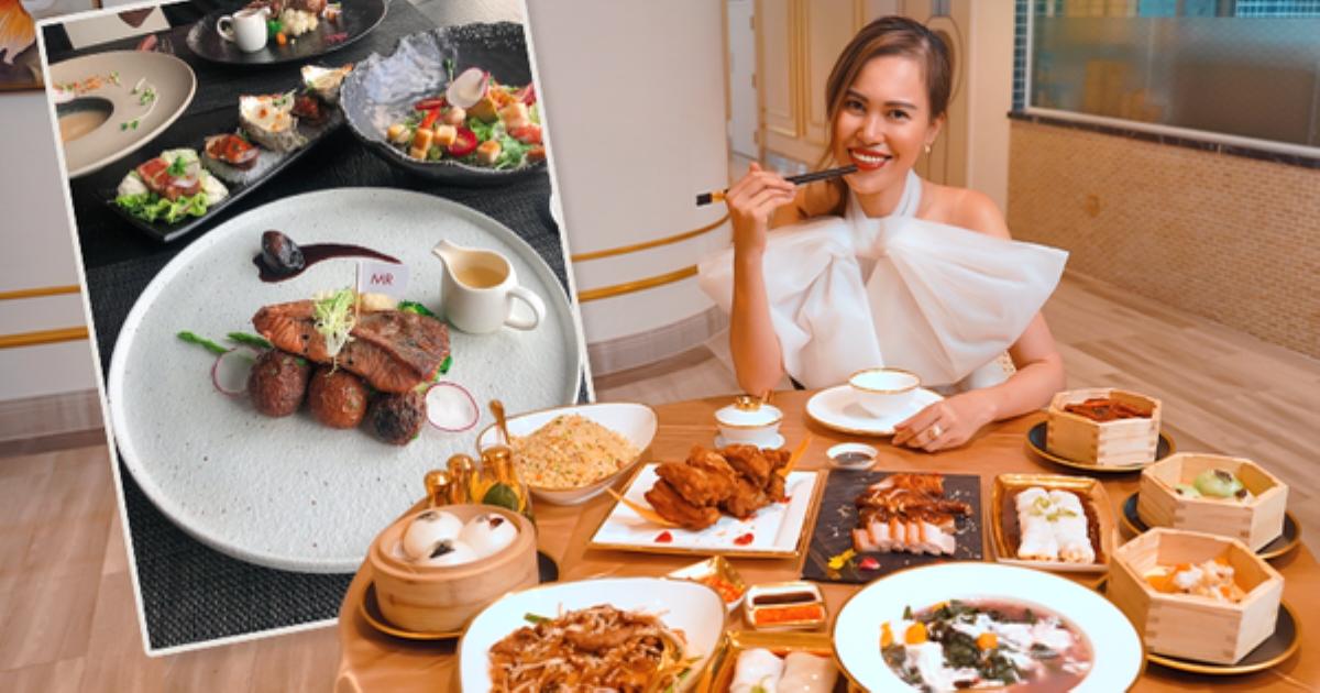 3 nhà hàng sang chảnh, đồ ăn ngon - đẹp - xịn nhưng giá cực dễ chịu ngay trung tâm Hà Nội dành cho các cặp đôi hẹn hò ngày 20/10